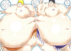 sumo-nins match 12 by prisonsuit-rabbitman