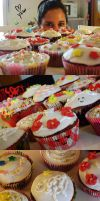 muffin explosion by pandrina