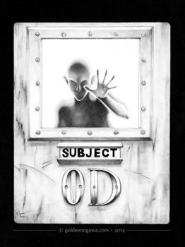 Subject 0-D - Odd 6 Interior by GoldeenHerself