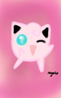 Art Request - Jigglypuff by Megalomaniacaly