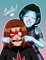 Smile by Red-Flare