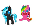 Some Chibis by Nightmare3614