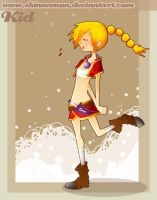 Chrono Cross - Singing Kid by CplSquee