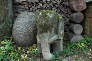 Mossy Elephant by Pweets