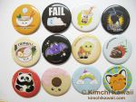 Buttons - Second set by kimchikawaii