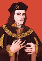 Richard III - version 1 by MallonIllustration