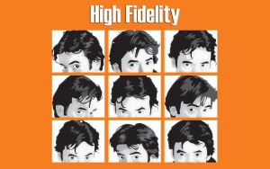 high fidelity wallpaper by Likely-Lad