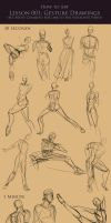 How to Art 001 - Gestures by SeraphicMayin