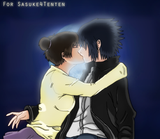 Request : SasuTen : by NarutoLover6219