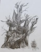 ...one more tree by PaintedPeople