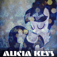 Alicia Keys - New Day (Rarity) by AdrianImpalaMata