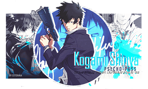 Kogami Signature by 0StarLights0