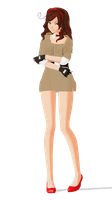 Fem! Romano Ver 1.0 (DL!) by Rayne-Ray