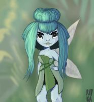 Tink by SerpentineDoves