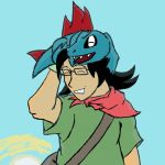 Ederek Cole's Nuzlocke Series, Part One: Dexter by Ederek-Cole