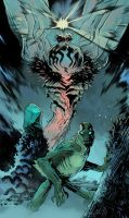 EVOLUTION OF ABE SAPIEN with Joe Q by BrandNewNostalgia