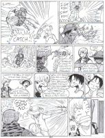 OPD pg64: Luffy Can't Catch by GarthTheDestroyer