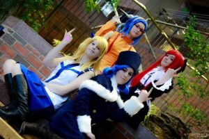 We are Fairy Tail! by BakaBakaGirls