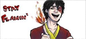 Flameo by strunza