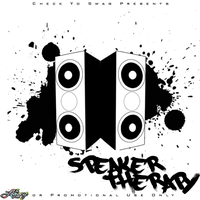 Speaker Therapy Cover BW by TFE-Aka-TheLegacy