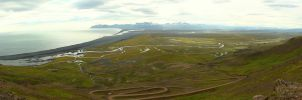 Panorama 20: River Valley by ragnaice