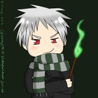 Slytherin Prussia by Epicninja78