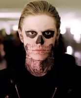 Tate Langdon by XChiaraX