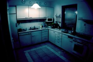 Kitchen by pacman-benja