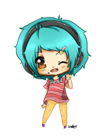 Mikuo Hatsune : congrats on the 1000 subscribers by tomoharume