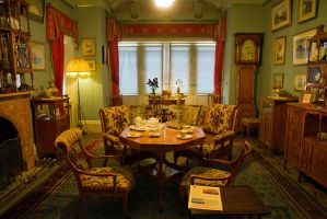Dining in Style at Cragside by parallel-pam
