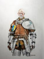 Once a knight's enough. by Edwrd984