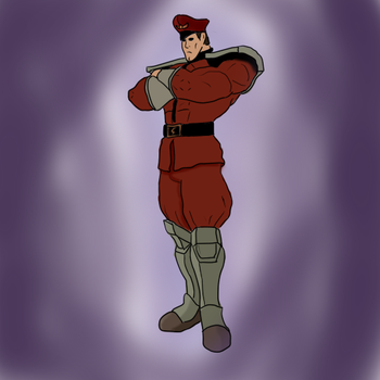 M.Bison by Retsy