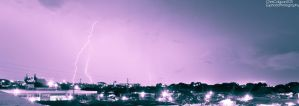 Thunderstorm Over Oahu II by Mgbedt420