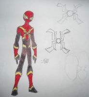 My Spider-Man: Design 4 by NoXV
