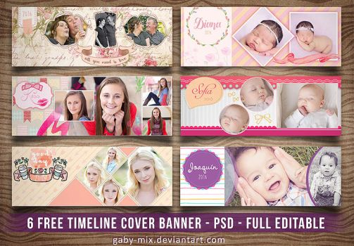 Free Timeline Cover Banner by GABY-MIX