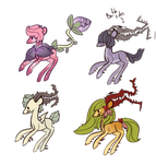 Plant pony plus new species ? adopt auction - open by 100LesbianAsses