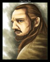Qui-Gon Jinn by Lord-FSan