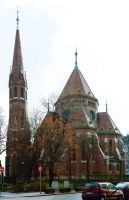Calvinist Church by tmt