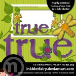 True Frame -Corduroy and Suede by inkblotfairy