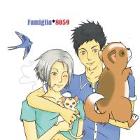 KHR: 8059 - Famiglia by neolithics
