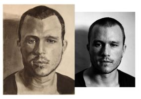 Heath Ledger by sailormaxx