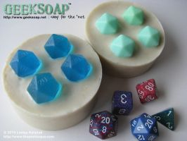 D20 3-D Massage GEEKSOAP by pinktoque