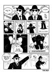 Blues Brothers Comic, pg 2 by Merystic
