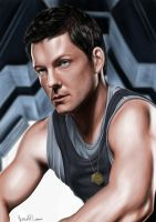 Lee Adama by punisher357