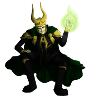 God of Mischief by Mispeled