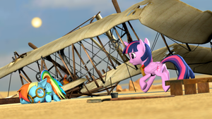 Maiden Flight by d0ntst0pme