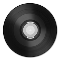 Vinyl Disc Icon Updated by jordygreen