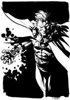 Magneto by stokesbook