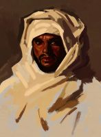 A Bedouin Arab by Flaskpost
