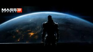 Mass Effect 3 Wallpaper 2 by C12ASH